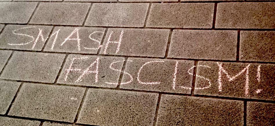 Feministische Botschaften in der Innenstadt [Update – 30.12.]