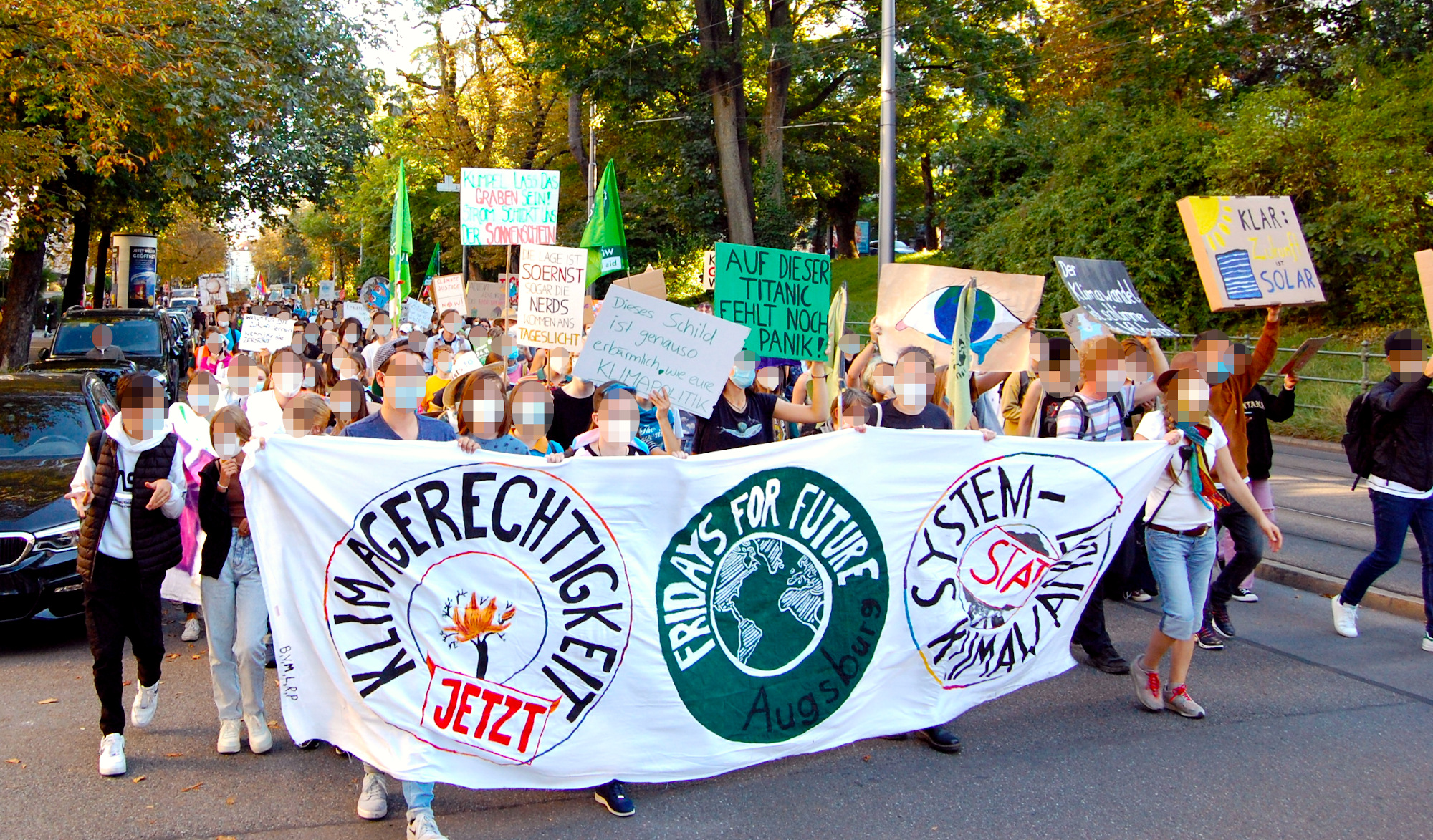 Alle fürs Klima! – Globaler Klimastreik